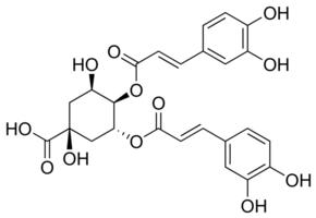 3,4-dicaffeoylquinic_acid_(di-CQA)